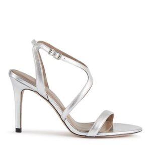 """NIB Reiss """"Medea"""" Sandal in silver"""